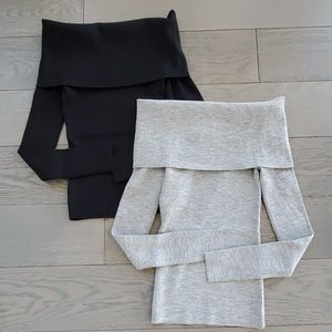 Wilfred Sweaters - Wilfred Croquis Off Shoulder Set